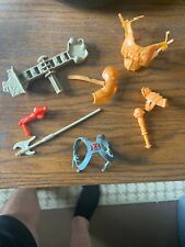 Motu Weapons Lot And Accesories! Masters Of The Universe