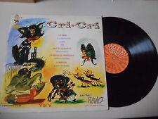 LP OST Canciones De Cri-Cri Vol. V ( 5 ) (10 Song) CORO / CORITO / MEXICO