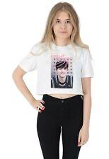 As Sweet As Suga Crop T-shirt Top Shirt Tee Cropped Fashion Kpop BTS Fangirl