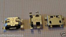 CONNETTORE RICARICA PORTA jack Micro USB CARICA PER MEDIACOM SMARTPAD M-MP7S2B3G