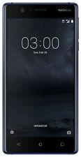 NEW CONDITION Nokia 3 - 16GB - Tempered Blue (Unlocked) Smartphone (Dual SIM)