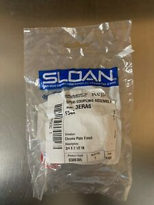 "SLOAN F54A Spud Coupling Assembly,3/4""x2-1/2"", 0306385 USA"