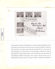 Philippines cover 50th Anniversary of Philippines Medical Association medicine