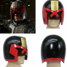 XCOSER Judge Dredd Helmet Mask Movie Full Face For Cosplay Props Halloween Adult