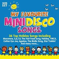 My Favourite Mini Disco Songs [CD]