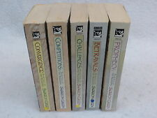 SHARON GREEN Lot of 5 BOOKS 1-5 of THE BLENDING Series Paperbacks Mixed Printing