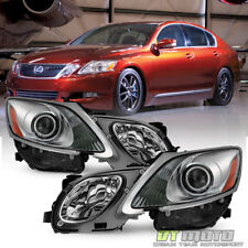 For AFS/HID 2006-2011 Lexus GS300 GS350 GS450h GS460 Xenon Projector Headlights