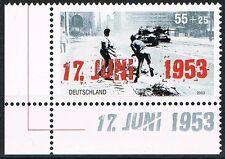 2342 ** BRD 2003, Volksaufstand in der DDR  ELU