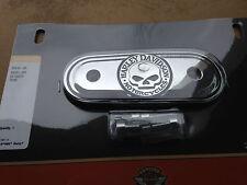 Harley sportster xl 1200 883  air cleaner trim  insert cover willie g skull