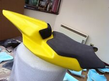 YAMAHA R6 2009 2011 RACE SEAT TAIL UNIT COLOURED WITH SEAT PAD AND BUM STOP