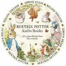 Beatrix Potter Audio Books: All 23 Classic Beatrix Potter Tales by Beatrix Potter (CD-Audio, 2007)