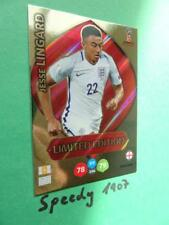 Panini RUSSIA 2018 Fifa World Cup  Limited Edition Lingard  Adrenalyn
