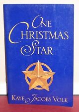One Christmas Star by Kaye Jacobs Volk 1999 LDS MORMON BOOKLET PB