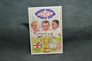 Tobacco Card Rugby Union World Cup 2003 England -