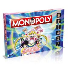 MONOPOLY Sailor Moon Edition Board Game