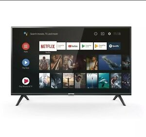 """TCL 32ES568 32"""" Smart 720p HD Ready Android TV"""