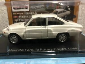 Mazda Familia Rotary Coupe (1968) 1:24 Japanese Cars Collection (45) Hachette