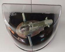 Star Wars Boba Fett Slave 1 Vehicle Titanium Series Die-Cast 6 inch In Case Base