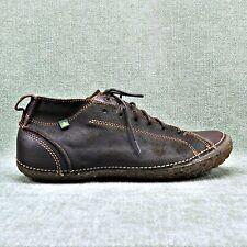 """EL NATURALISTA """"TRILLO"""" Brown Lace Up Low Ankle Boots Men's sz EU 41  NEX2NEW"""