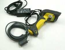 Motorola LS3408-FZ20005R Barcode Scanner w/ Cables and Accessories