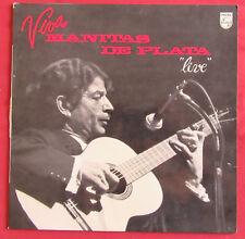 MANITAS DE PLATA     LP ORIG  FR  LIVE