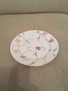 """Royal Doulton Mille Fleures 21cm"""" Side Plate - New, Made in England"""