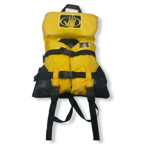 Body Glove Kids Life Jacket Vest Infant less than 30 lbs Coast Guard Approved