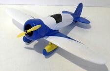 Liberty Classics 20cm long Metal - JOBFG2 Propeller stunt plane White / Blue