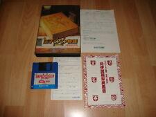"""Oji bin bin story rpg by East cube msx2 3.5"""" 2dd japanese version"""