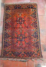 More details for rug vintage shabby chic 150cm long / 95cm wide
