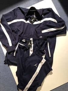 Air Jordan Nike Team Sweatsuit Jacket Pant NWT