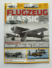 FLUGZEUG Classic 9 Sep./2019  Bester Jabo der Luftwaffe, ungelesen, TOP Zustand