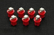 Rote high Power SMD LED Tacho Beleuchtung Audi A4 B5 bis 1997 Umbauset rot NEU