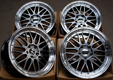 "18"" Roues en Alliage DGPS fit pour VW Transporter T5 Camper California"