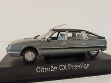 Citroen CX Prestige Turbo 2 Gris Fox 1/43