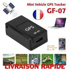 Mini GF-07 GPS Trackers Tracking Vehicle Auto Car Locating Volt Alarm Sos