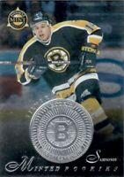1997-98 Pinnacle Mint Collection Silver #26 Sergei Samsonov Boston Bruins