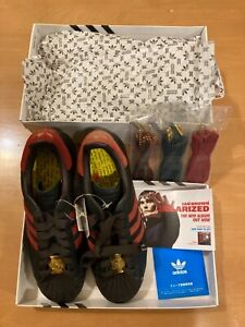 Adidas Ian brown superstar obyo kzk UK9