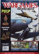 Wargames Ilustrado-edición 321 de Julio de 2014-Aventuras De Pulpa