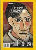National Geographic Magazine - MAY 2018 Issue - Picasso, Muslims in America, NEW