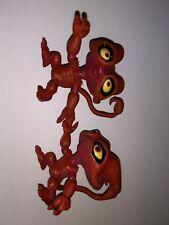 TMNT Jersey Devil Figure Playmates 2006 Ninja Turtles lot of 2