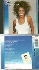 CD - WHITNEY HOUSTON : WHITNEY / COMME NEUF - LIKE NEW