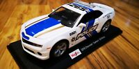 Maisto 1/18 Scale Chevrolet Camaro SS RS Police 2010 TOY SEE VIDEO