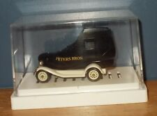 Lledo RDP Special Series Speciality Vans Model A Ford Peters Bros Shoes