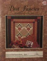 Thimbleberries PAST FANCIES Quilt Sewing Pattern Booklet UNCUT