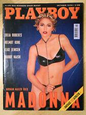 Playboy D 10/1994  Madonna nackt + Playmate  -  TOP