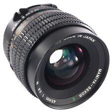Mamiya-Sekor C 45mm f2.8 N for Mamiya 645 Super 645 PRO TL M645 1000s (21125)