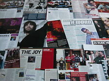 GLASSJAW/RELATED - MAGAZINE CUTTINGS COLLECTION (REF T4)