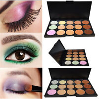 15 Colours Eyeshadow Palette Makeup Kit Set Make Up Professional Box
