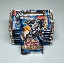 English Yugioh Duelist Pack Kaiba 24 Booster Packs = Box Quantity Unsearched New